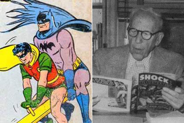Batman and Robin sumber : thefw.com