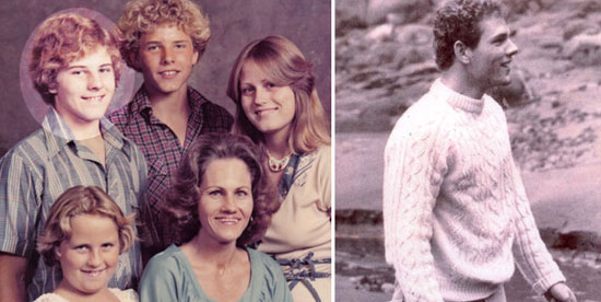 Bobby Griffith dan keluarga Sumber: revistaladoa.com.br
