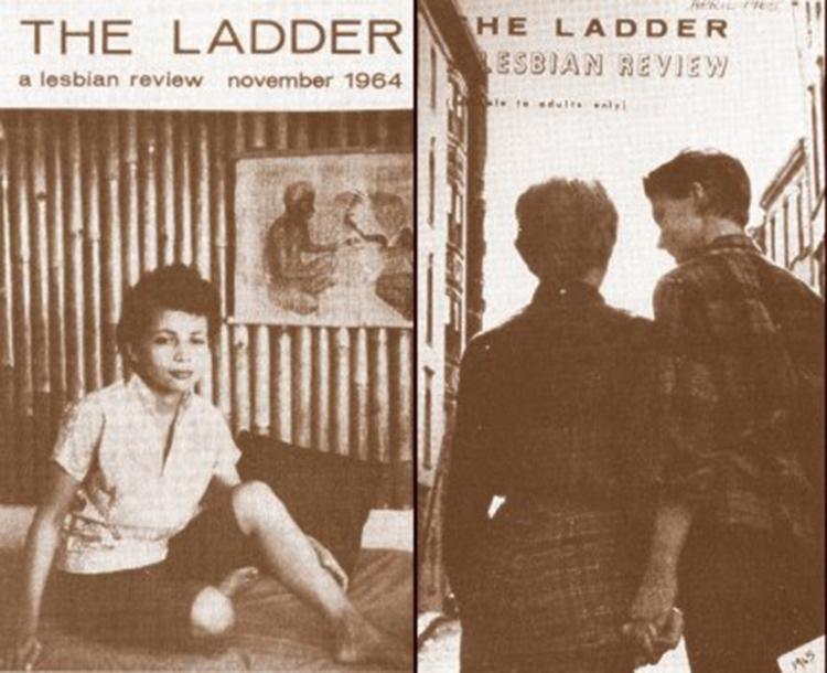 Majalah The Ladder sumber: curvemag.com