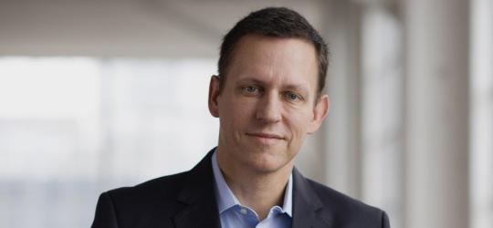 Peter Thiel SUmber: myfavoritebooksare.com