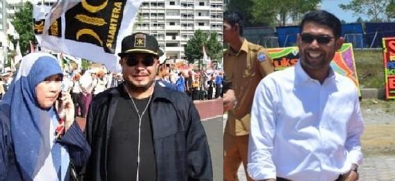 Aboe Bakar Al-Habsyi dan Muhammad Nasir Djamil Anggota Komisi II DPR RI dari Partai PKS