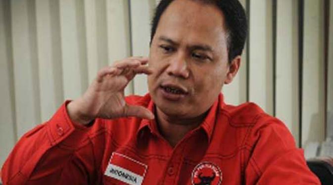 Ahmad Basarah, Ketua Badan Sosialisasi MPR RI Sumber : liputan6