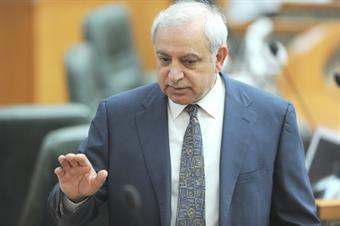 Al-Essa, Menteri Pendidikan di Kuwait Sumber: kuna.net.kw