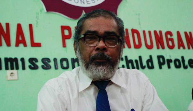 Arist Merdeka Sirait Ketua Komisi Nasional Perlindungan Anak
