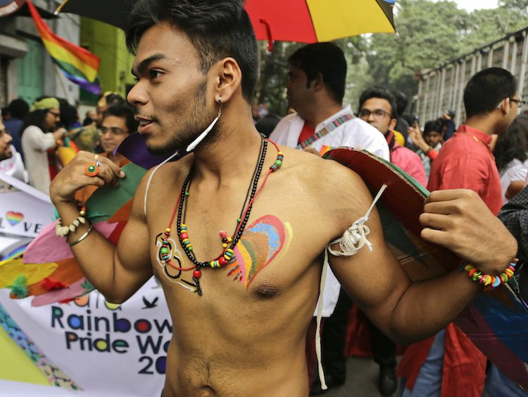 LGBT in India sumber: out.com