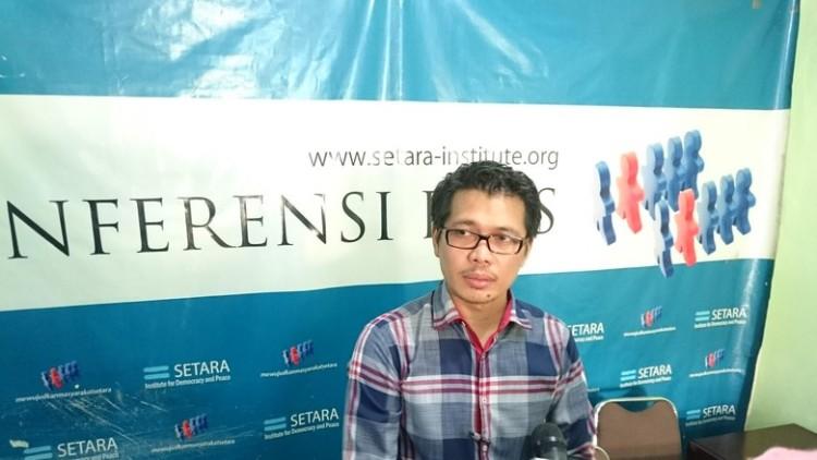 Ismail Hasani, Direktur Setara Institute
