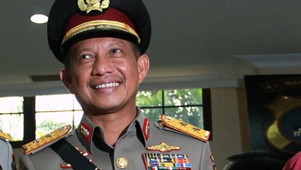 Tito Karnavian, Kapolda Metro Jaya Sumber : berita satu