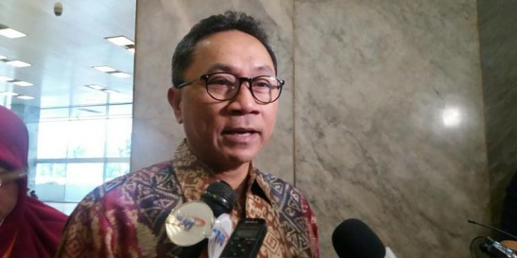 Ketua MPR RI,Ketua Umum PAN, Zulkifli Hasan Sumber: kompas