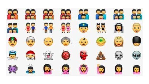 Emoji -sticker - milik Apple