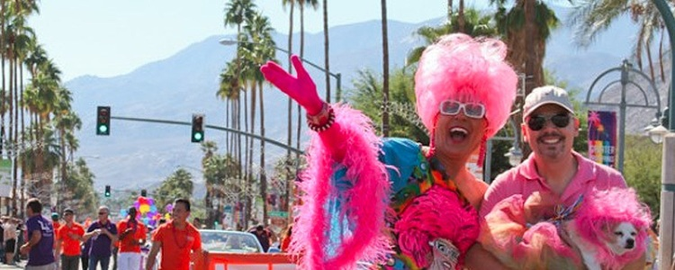 Gay Pride di Palmspring Sumber: gaytravel4u