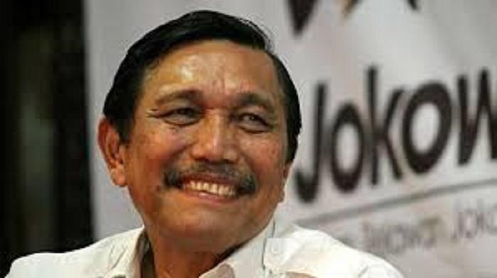 Luhut Binsar Pandjaitan, Menteri Koordinator Politik, Hukum dan Keamanan Sumber : harianaceh.co.id
