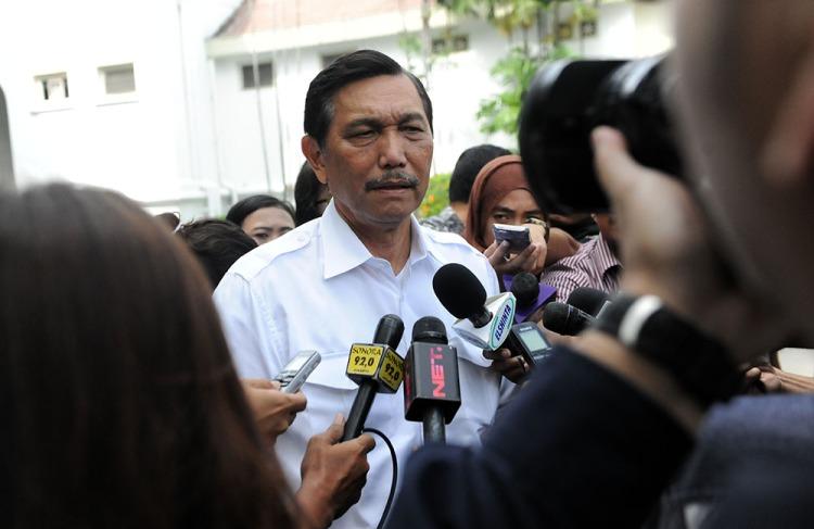 Luhut Binsar Pandjaitan, Menteri Koordinator Politik, Hukum, dan Keamanan Sumber : Luhut Pandjaitan.com