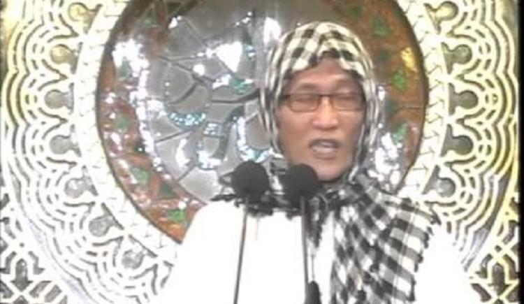 Miftahul Akhyar, wakil rais aam PBNU Sumber : youtube