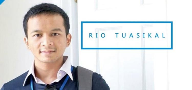 Rio Tuasikal Sumber : riotuasikal