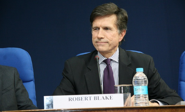 Robert O Blake, Duta Besar Amerika Serikat untuk Indonesia Sumber : cogitasia.com
