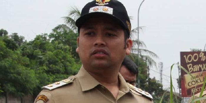 Walikota Tangerang Arief R. Wismansyah Sumber : sinarharapan
