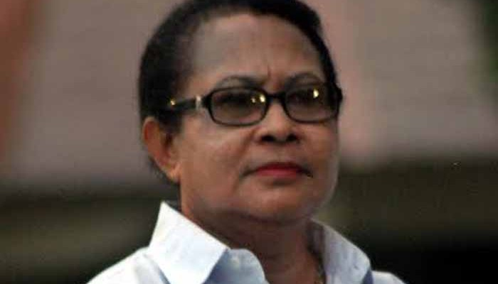 Yohana Yembise, Menteri Pemberdayaan Perempuan dan Perlindungan Anak (PPPA) Sumber : poskitanews