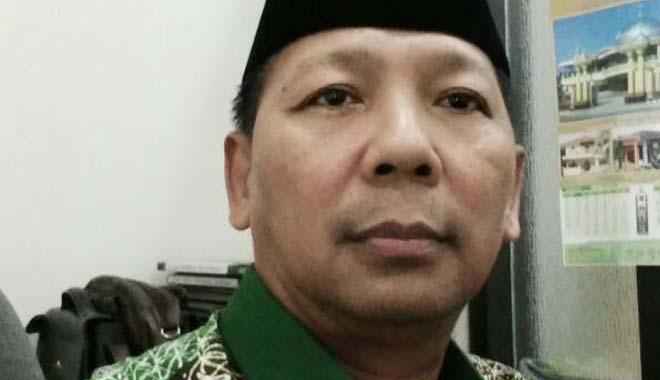 Amien Adhy, Ketua LDII Jatim Sumber : beritametro.co.id