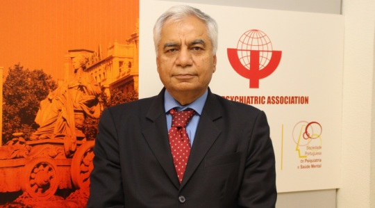 Professor Dinesh Bhugra, presiden World Psychiatric Association