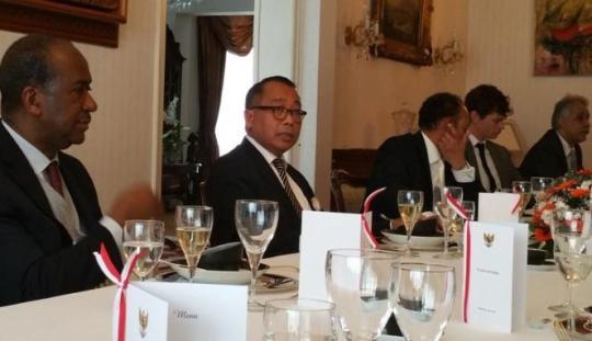 Duta Besar Indonesia untuk Belanda, I Gusti Agung Wesaka Puja Sumber : news.viva.co.id