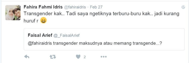 fahira idris tweet 2