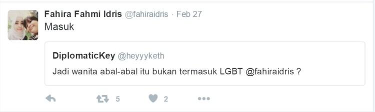 fahira idris tweet 9