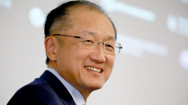 Jim Yong Kim, Presiden Bank  Sumber : smh.co.au