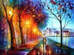 Psikolog menggunakan lukisan-lukisan ini untuk menenangkan jiwaseseorang