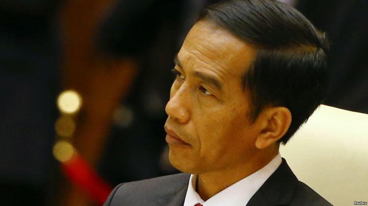 Ir. Joko Widodo, Presiden Republik Indonesia Sumber VOA Indonesia