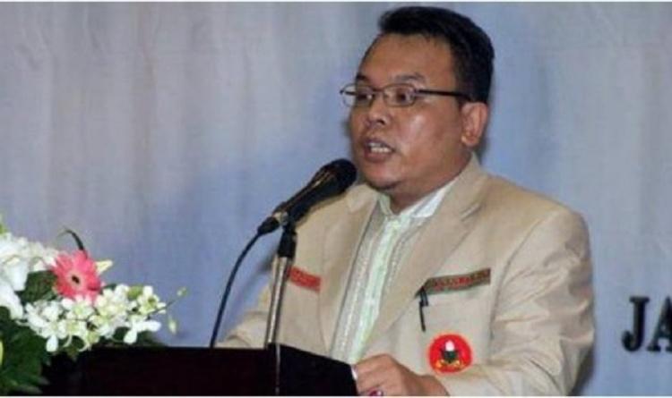 Saleh Partaonan Dalay, Ketua Pemuda Muhammadiyah, Ketua Komisi VIII DPR RI Sumber : skanaa.com