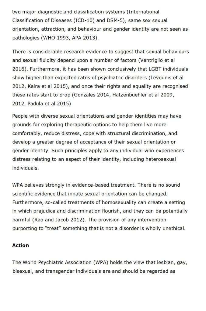 WPA Position statement on same sex FINAL-21 March 2016 2